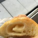 トリーゴ - 塩パン断面
