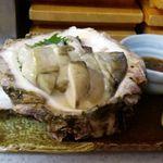 52458081 - 巨大な三重の生牡蠣