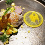 52458409 - 山口県萩 甘鯛 と 黄野菜