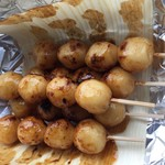宮寺亀屋 - 料理写真:焼き団子は買ってすぐ焼き立てを頂きます。