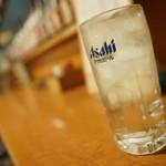 焼鳥・居酒屋 金太郎 - 焼酎水割り