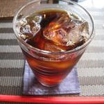 和楽cafe - アイスコーヒー