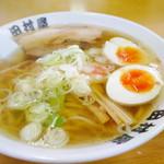 田村屋 - 美しい麺相