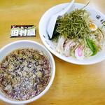 田村屋 - 冷やしつけ麺¥780