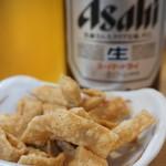 蕎麦正 まつい - 瓶ビール(550円)