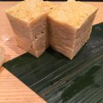 寿司源 藤沢大庭店 - たまご 載せるの忘れてたー