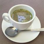 チャヤマクロビ - 根菜の塩麹スープ