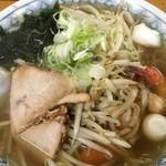 潮騒 - 料理写真:潮騒ラーメン塩
