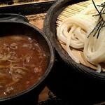 山元麺蔵 - 牛と土ゴボウのつけ麺