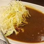 広尾のカレー - 国産牛テールカレー820円(税込)