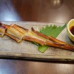 旬菜 すがや - 穴子たれ焼き430円。