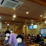 仙石すし 本店 - 店内