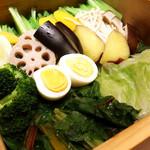 52472762 - 野菜がたっぷり!                       \(^_^)/