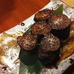 ゑびす門 - 茄子味噌焼き