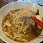 麺や ハレル家 - 麺リフト