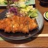 すえ広 - 料理写真:ロースカツ定食900円