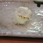 鮨志乃介 - たこ炙り