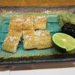 鮨志乃介 - 鰻 白焼き