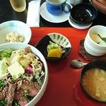 52475462 - ステーキ丼