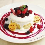 パンケーキデイズ - ヨーグルトクリームミックスベリー