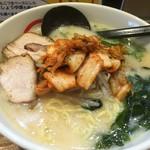 麺蔵 - キムチラーメン