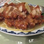 広東料理 吉兆 - 檸檬鶏