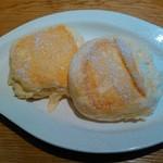 むさしの森珈琲 - ふわっとろパンケーキ
