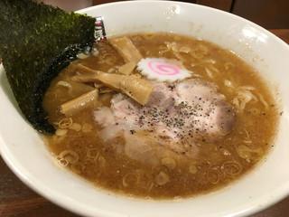 玉五郎 神戸元町店 - 煮干しラーメン