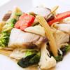 豚肉と野菜のあっさり炒め:ムー・パット・パック・ルアミット