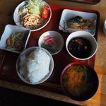 龍宮小屋 - 夕食