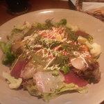 お野菜ダイニング ここから - 海鮮サラダ
