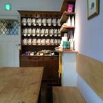 ル・カフェ・ド・エリソン - ロンネフェルトの紅茶
