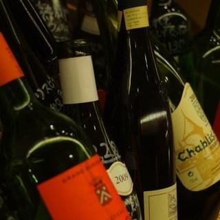 和食にワイン!夏に爽やかな白、垰牛に赤、ぜひお試しください!
