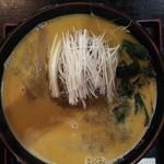 ラーメン クマ - 担々麺