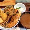 天久 - 料理写真:天丼950円