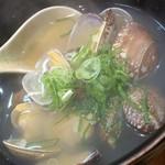 たぬき - 料理写真:あさり酒蒸し