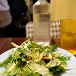 パッポンキッチン - 葉野菜サラダ