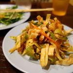パッポンキッチン - ケチャップ味の魚缶詰和え