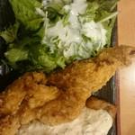 水炊き・焼き鳥 とりいちず - 鶏の唐揚げと南蛮