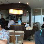 シーニックカフェ - カウンター