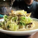 長崎亭 - 野菜たっぷりチャンポンです