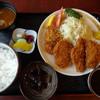 福善とんかつ - 料理写真:ひれかつ定食