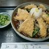 伴喜 うどん店 - 料理写真:ミックスおろし蕎麦