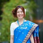Asian Kitchen Sapana - ご予約で民族衣装着付け体験サービスあります☆