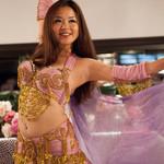 Asian Kitchen Sapana - ご予約でベリーダンスショーサービス☆