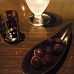 バーN - 最初のチャームは葡萄