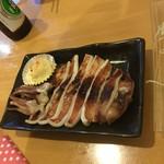 ダイニングクラ - イカの炙り焼き