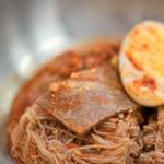 チョンギワ - ピビン冷麪(れいめん)、牛肉(うしにく)
