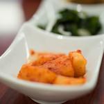 チョンギワ - 蘿蔔泡菜(カクテキ)