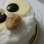 52492934 - ふくろうのケーキ